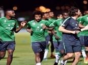 الأخضر يستأنف تدريباته… استعداداً لمواجهة اليابان الثلاثاء المقبل