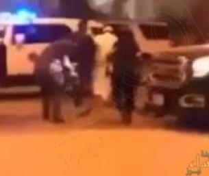 بالفيديو… شاهد: حادث مطاردة جسر الملك فهد