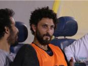 النصر يواجه الشباب بدون حسام غالي