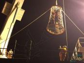 حرس الحدود ينقذ أحد ركاب سفينة نفط يونانية بالبحر الأحمر