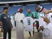 رسمياً .. ماجد عبدالله مديراً للمنتخب السعودي الأول