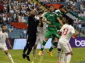 فوز شرفي للعراق يقضي على آمال الإمارات في التأهل للمونديال
