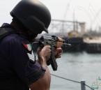 """شاهد.. أبطال """"حرس الحدود"""" يختتمون التمرين الخليجي البحري المشترك """"خليج السلام ٦"""""""