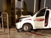 وفاة مقيم في حادث اصطدام داخل مطار الدمام