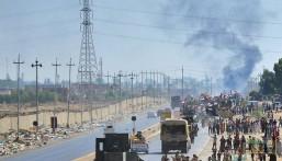 العبادي يقرر رفع العلم العراقي فوق المناطق في كركوك