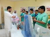 بالصور .. مركز التدريب البيطري في #الأحساء بضيافة مركز أمراض الدم الوراثية