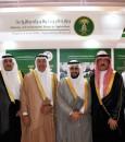بالصور … المؤسسة العامة للري تشارك في افتتاح فعاليات مؤتمر المياه العربي الخامس