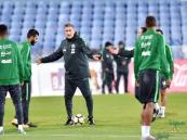 المنتخب السعودي يواجه نظيره البلغاري ودياً في لشبونة