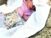 في #السعودية .. العثور على مولودة دُفنت حية