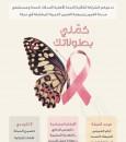 """""""مستشفى العيون"""" يشارك في حملة الكشف المبكر عن سرطان الثدي"""