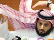 """تركي آل الشيخ لرئيس الأهلي: """"إذا كنت تريد الاستمرار في الرئاسة سيطر على المركز الإعلامي"""""""