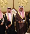 """بحضور الأمير تركي آل سعود.. """"الحراجين"""" تحتفي بزفاف ابنها """"فياض"""""""