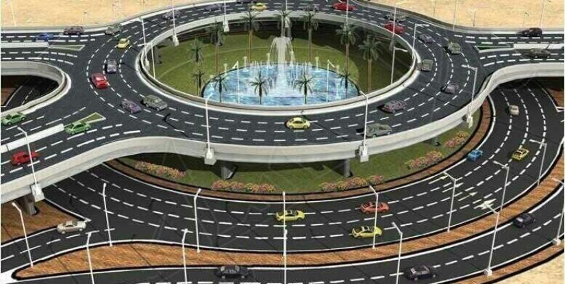 قبل قليل.. إغلاق جزء من دوار طريق الملك سلمان للتخفيف من الازدحام المروري!!