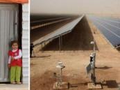 افتتاح اكبر محطة للطاقة الشمسية بمخيم الزعتري في الاردن