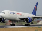 بالفيديو.. اصطدام طائرتين مصرية وبريطانية