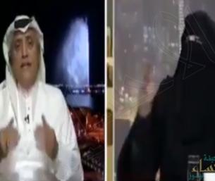 """شاهد.. هجوم متبادل على الهواء مباشرة بسبب """"تجنيس أبناء السعوديات"""""""