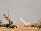 التحالف: اعتراض صاروخ باليستي جنوب مدينة الرياض
