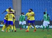 بالفيديو .. النصر يستعيد نغمة الانتصارات ويتفوق على الاهلي بثلاثة اهداف