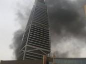 """""""الدفاع المدني"""" يكشف حقيقة #حريق_الفيصلية في الرياض"""