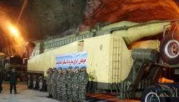وسط تكتّم شديد .. انفجار ضخم يهز قاعدة عسكرية إيرانية تحت الأرض !!