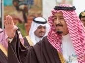 """""""خادم الحرمين الشريفين"""" يفتتح فعاليات """"منتدى الرياض الإنساني"""" ويدشن """"المنصة السعودية"""" للمساعدات"""
