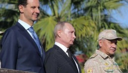 """بوتن يأمر بفتح """"ممر إنساني"""" يومي في الغوطة"""