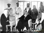 """""""الراشد"""": قائد الحرس الملكي للملك عبد العزيز كان """"مجنساً"""""""