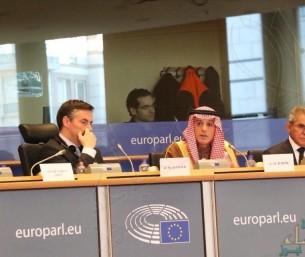 """""""الجبير"""": حاولنا إقناع قطر بالتراجع عن تحالفها مع الإخوان دون جدوى.. ومطالبنا بسيطة"""