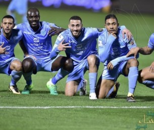 """بالفيديو .. من جديد """"الباطن"""" يؤكد تفوقه على النصر ويتأهل لنصف نهائي كأس الملك"""