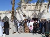 في 22 صورة .. نشطاء الكويت ورجال أعمالها يتفقدون معالم الأحساء !!