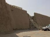 """""""الفريدة"""" يكشف لـ""""الأحساء نيوز"""" خطة إنقاذ """"قصر إبراهيم"""" الأثري !!"""