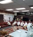 بالصور.. نادي الأوفياء بالعيون يقيم لقاءه الثالث للمتقاعدين