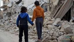 خروج أكبر موكب للمهجرين من غوطة دمشق الشرقية