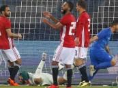 مصر تخسر مباراتها الثانية على التوالي