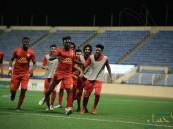 دوري الأمير محمد بن سلمان : النجوم ينتصر على الحزم برباعية في ختام الجولة الـ 27