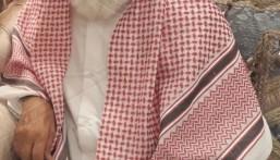 """عن عمر ناهز الـ 95 عاماً .. """"حمد"""" الخالدي في ذمة الله"""