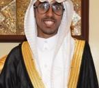 """""""الوحيمد"""" تحتفي بزفاف ابنها """"عبدالعزيز"""""""