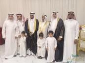 عائلة الخلف تحتفل بزواج ابنها محمد