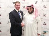 ماكمان رئيس WWE: انتظروا حدثًا تاريخيًّا في السعودية