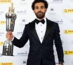 """""""محمد صلاح"""" ثاني عربي ينال جائزة """"أفضل لاعب"""" بالدوري الإنجليزي"""