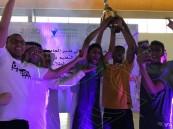 """ثانوية """"الملك خالد"""" تفوز بكأس بطولة المدارس الثانوية"""