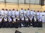 """""""المقداد بن عمرو"""" تحتفل بتخريج كوكبة من طلاب الصف السادس"""