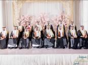 بالصور.. المنصورة تحتفي بزفاف 28 عريساً وعروسة بحضور قرابة 5000 شخص