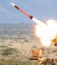 اعتراض صاروخ باليستي أطلقه الحوثي فوق الرياض