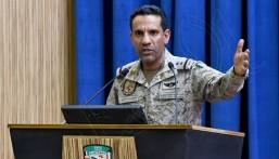"""""""التحالف"""" يكشف تفاصيل رصد وتدمير طائرة بدون طيار باتجاه مطار أبها"""