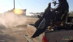 داعش يباغت قوات النظام السوري بهجوم كبير في البادية