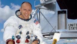 وفاة آلان بين رابع رائد فضاء يمشي على سطح القمر