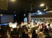 """بالصور … """"عالم صوفي"""" يُثير الجدل في المقهى الثقافي بفنون الأحساء"""