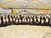 """بالصور… """"الرميلة"""" تحتفل بتخرج 81 طالب من """"ثانوية الرميلة"""""""