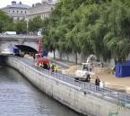بمليار يورو.. باريس تعيد السباحة إلى نهر السين